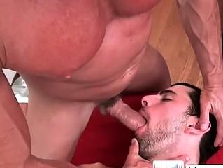 nice slim chap acquires homosexual massage 2