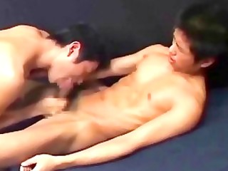 raw japanese homosexual sizzling fun