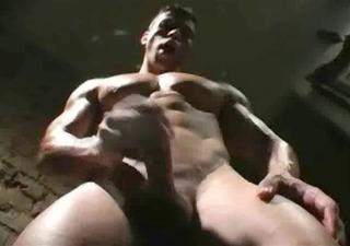 voyeuristic muscle worship