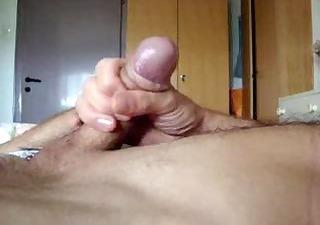 masturbation in bedroom