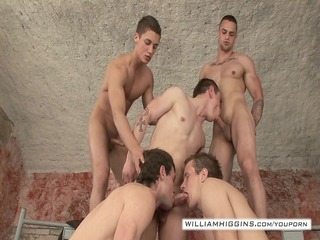 orgy after garden party 11