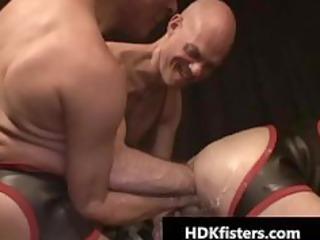 extraordinary hardcore homosexual fisting part10