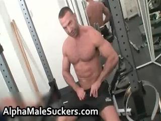 steamy gay hardcore fucking and engulfing