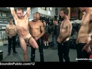 tied suspended homo abased in thraldom shop