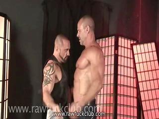 concupiscent bodybuilders