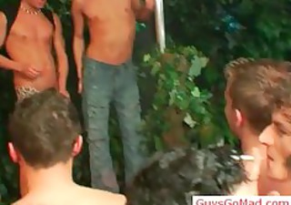 drunk boys go insane at party part7