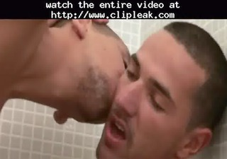 screwed by an arab gay in the shower