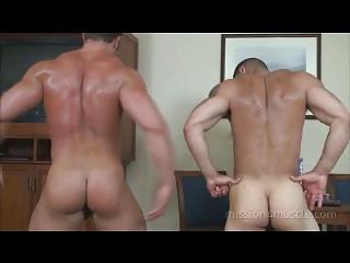 homo muscle worship