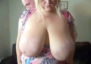 large booded golden-haired fucked wonderful and
