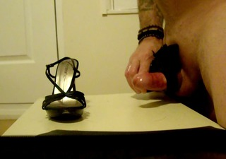 sex with shoes,first time
