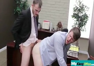 naughty homo dudes drilled hard in the butt at