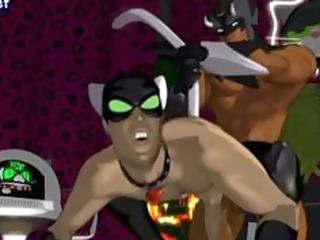 animated homosexual doing blowjob