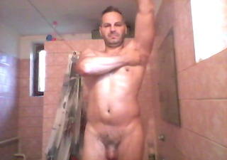 bear showers my body