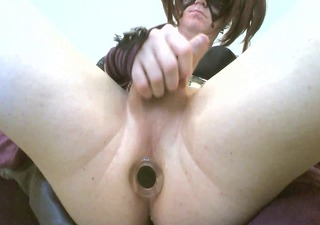 buttplug and spunk fountain view 3
