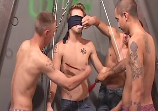tickle torture orgy