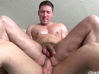 guy receives massaged and toy drilled 0 part3