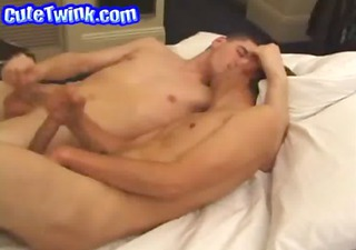 hung guys jerking off jointly