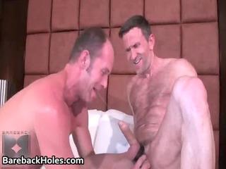 extreme gay bareback fucking and cock gay sex