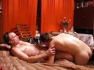 mature and juvenile homosexual guys boning and