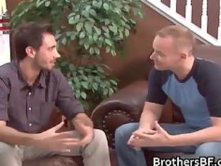 brothers hawt boyfriend gets knob sucked part1