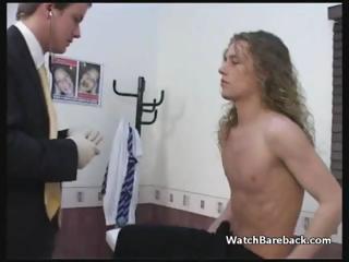 homosexual medical oral exam