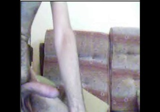 ammad pakistani lad masturbating
