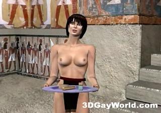 ambisextrous pharaoh bonks dudes and hotties 4d
